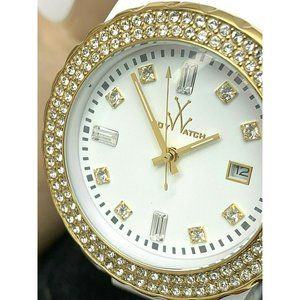 ToyWatch Women's Watch Dial Crystals Pave PCLS25PG